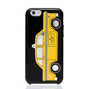 """Kate Spade """"Taxi Cab"""" iPhone 6/6s Hardshell Case"""